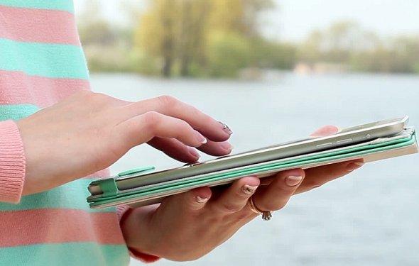 Хиты продаж: планшеты первой
