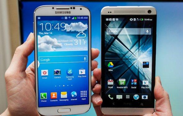Android-смартфоны 2013