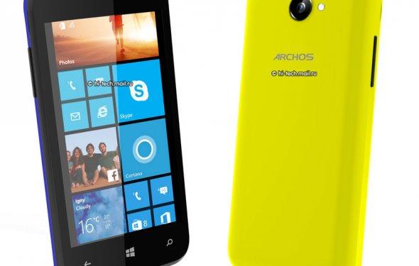 Недорогие Windows-смартфоны