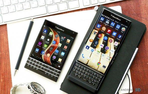 BlackBerry готовит новые