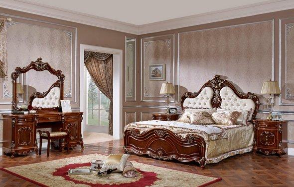 Фото спальни Китая Алекса