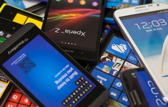 Телефоны из Китая без